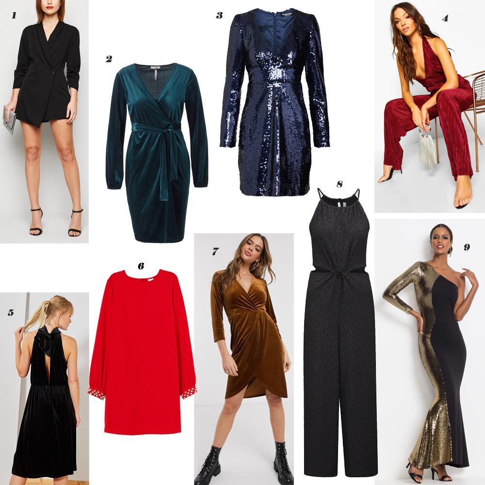 Feestmode - budget editie dames - #1. jurken & jumpsuits