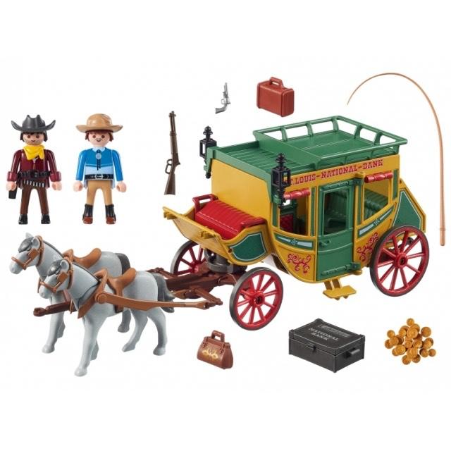 Playmobil Western koets (70013)