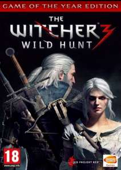 The Witcher 3 GOTY sale bij cdkeys, laagste prijs tot nu toe!