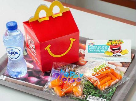 Happy Meal voor €3,25 @Mcdonalds (en andere coupons)