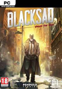 Blacksad - Under the Skin (Steam) @ cdkeys.com
