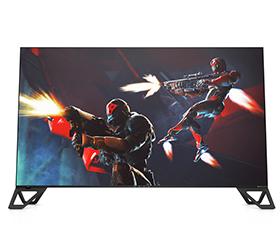 """€1798 korting op een 65"""" massive gaming monitor!"""