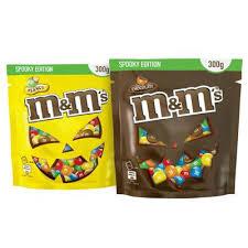 M&M's Pinda Halloween 1,30 euro @ AH Brugstraat (LOKAAL Groningen)