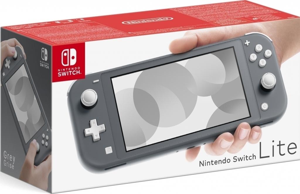 Nintendo Switch Lite voor €198,- bij Nedgame!