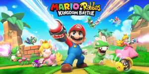Mario + Rabbids Kingdom Battle (switch) voor €14,79 / Gold voor €24,59 / season pass voor €11,99 @ Nintendo eShop NL