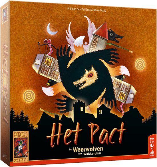 De Weerwolven van Wakkerdam: Het Pact (16 euro bij aankoop van 2 spellen)
