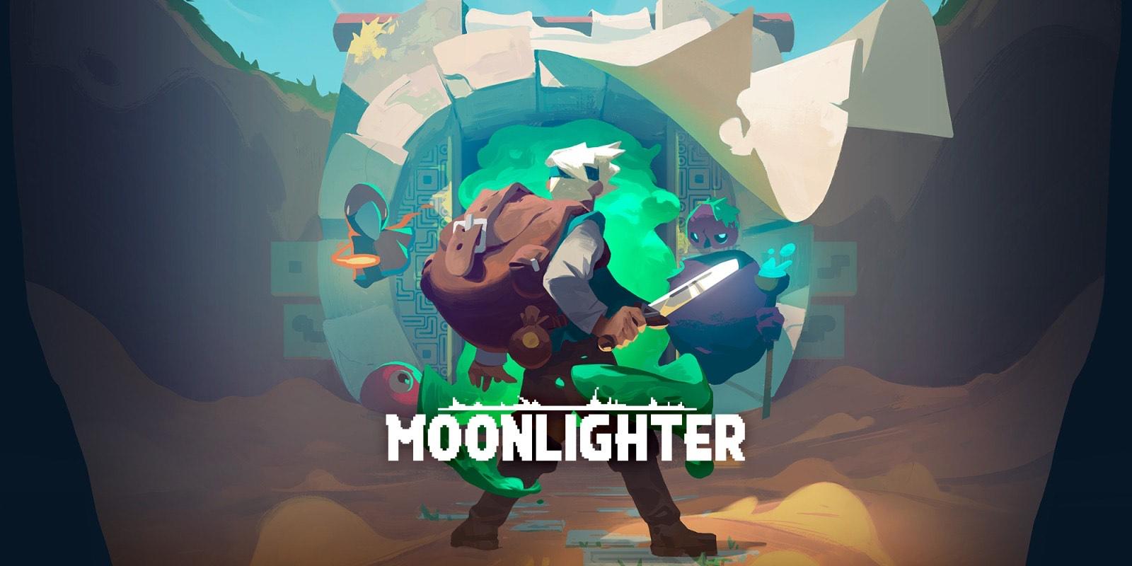 Moonlighter Nintendo Switch eShop