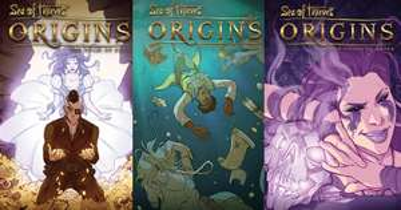 [Comixology/Amazon] Gratis 3 Sea of Thieves Comics