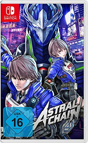 Astral Chain Switch voor €42,99 @ amazon.de