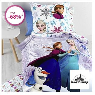 Disney + Dreamhouse beddengoed & meer - tot 68% korting @Limango