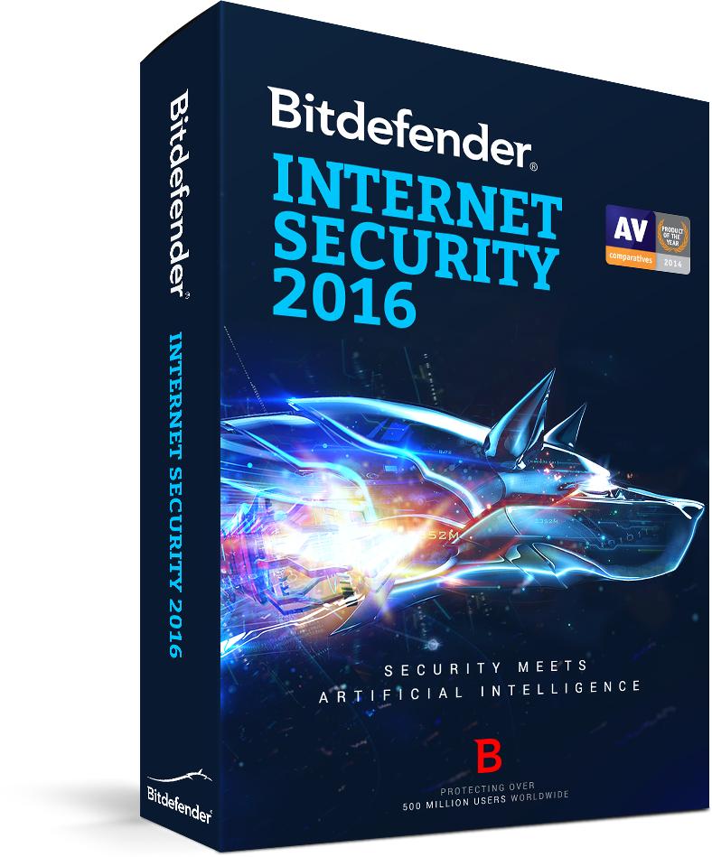 Gratis 6 maanden Bitdefender Internet Security 2016