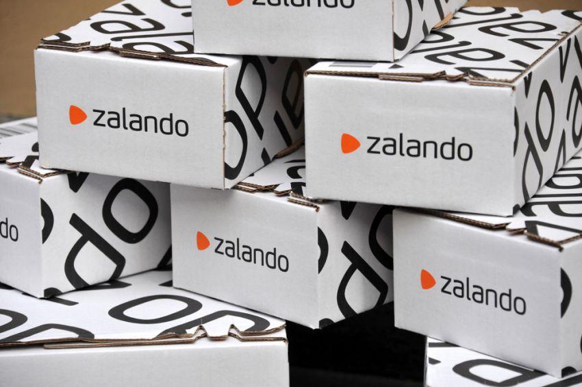 Ophaalservice bij Zalando ter introductie gratis (normaal €4,95)