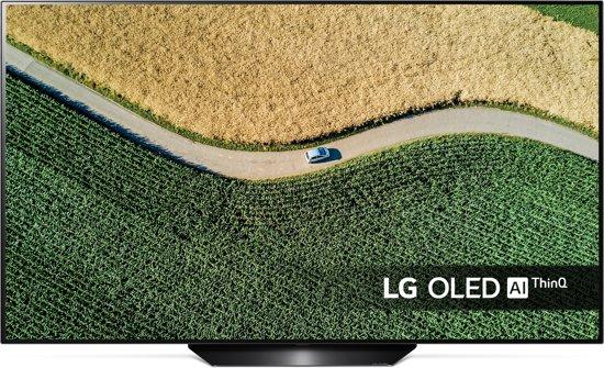 LG OLED55B9PLA - 4K OLED TV Afgeprijsd