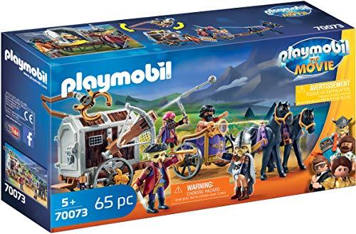 PLAYMOBIL Charlie with Prison Wagon - 70073 @Amazon.de