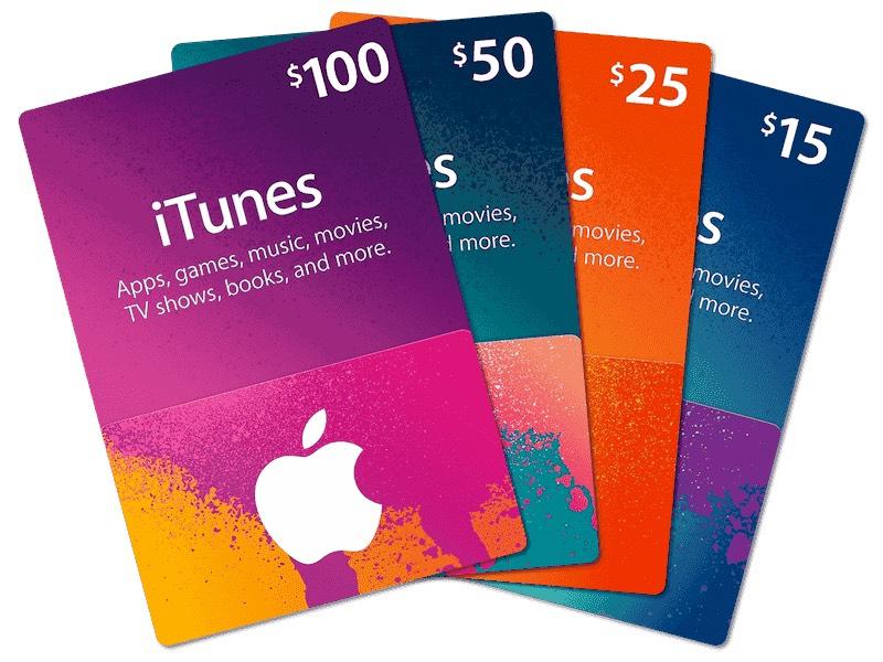 10% extra AppStore & iTunes tegoed
