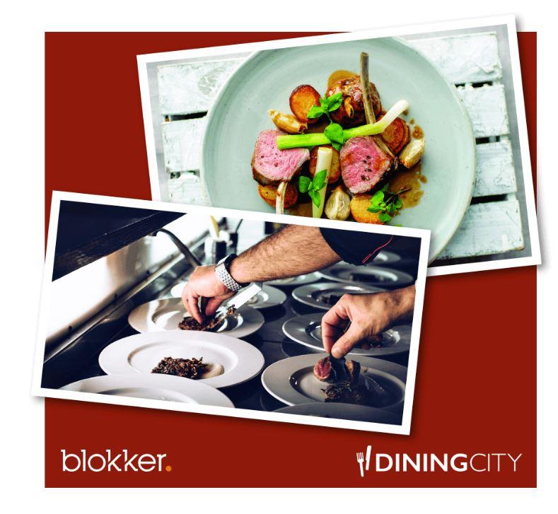 Gratis dinervoucher t.w.v. €20 (va €20) @ Blokker