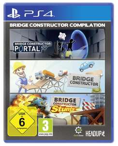 Bridge Constructor Compilation (PS4) @ Dodax