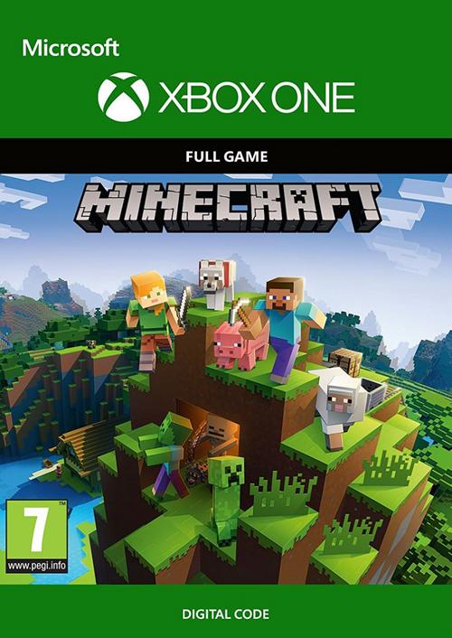 Minecraft Xbox One @cdkeys