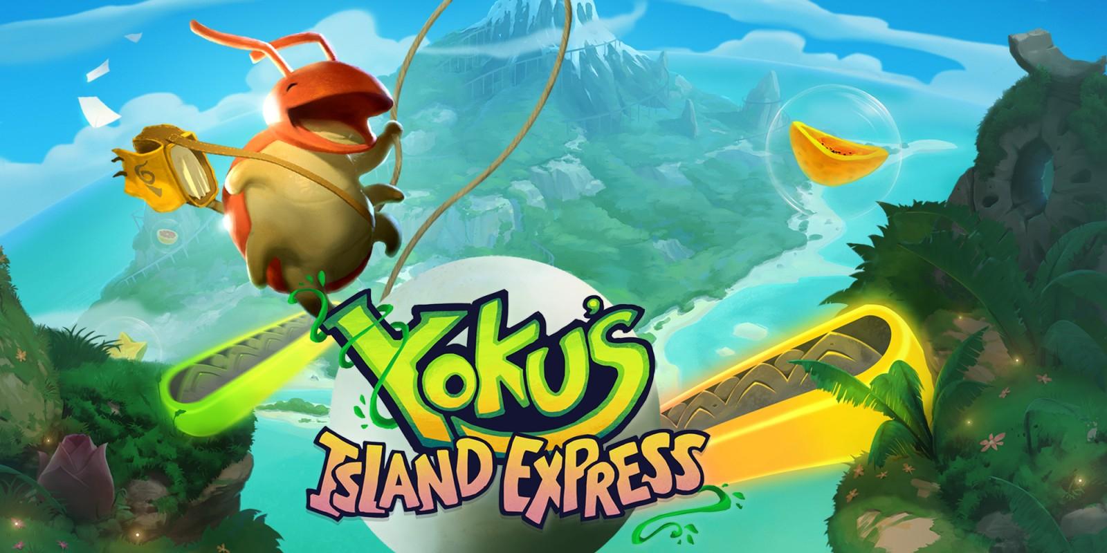 Yoku's Island Express Nintendo Switch spel €6,79 @ Nintendo eShop NL