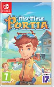 My Time at Portia Switch voor €17,99 @ Nintendo eShop NL