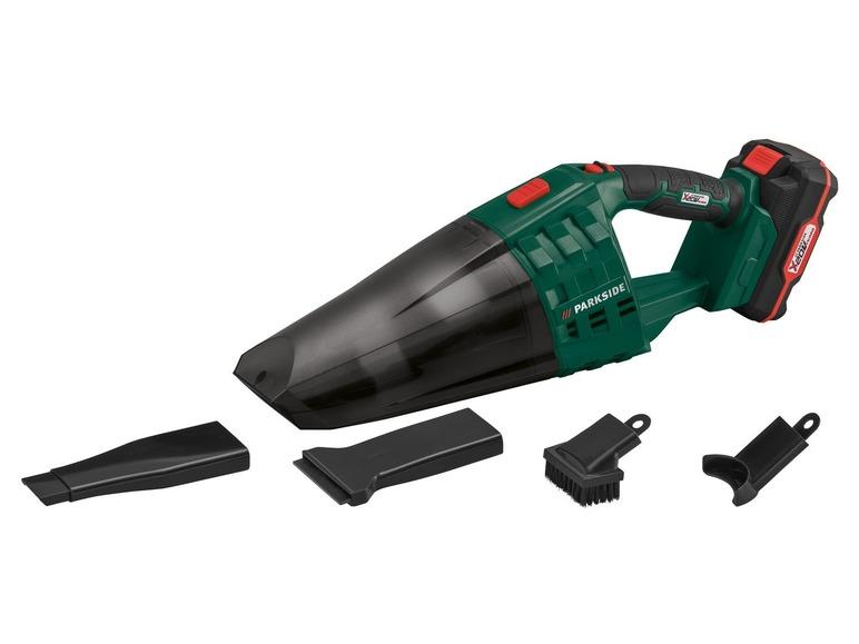 [grensdeal BE] PARKSIDE® Handstofzuiger PHSSA 20-Li A1 met 20 V Accu + snellader