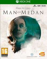 The Dark Pictures Anthology - Man of Medan AMAZON XBOX ONE