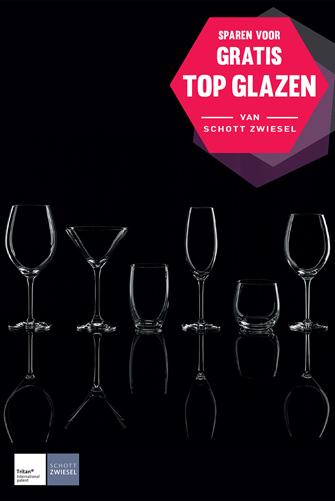 Sparen voor GRATIS Schott Zwiesel glazen @ Gall & Gall