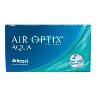 Air Optix Aqua, 6 lenzen voor €19,49