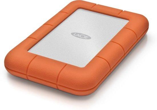 LaCie Rugged Mini USB 3.0 5TB Externe harde schijf @ Bol.com