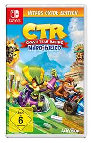 Crash Team Racing Nitro Fueled - Nitros Oxide Edition (Nintendo Switch) - Amazon.de