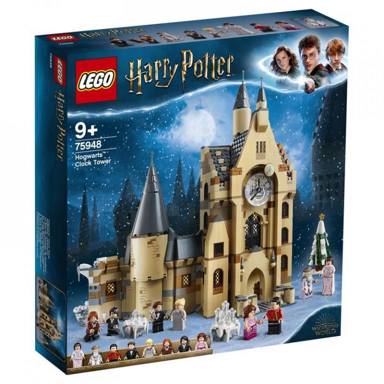 LEGO Harry Potter Zweinstein Klokkentoren (75948) voor €57,84
