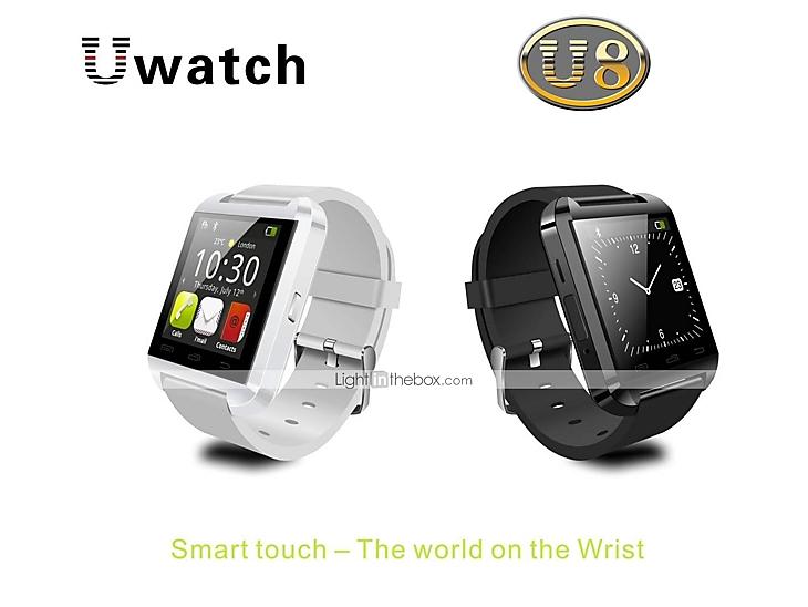 [PRIJSFOUT?] U8 smartwatch bijna gratis 12,34 euro @lightinthebox