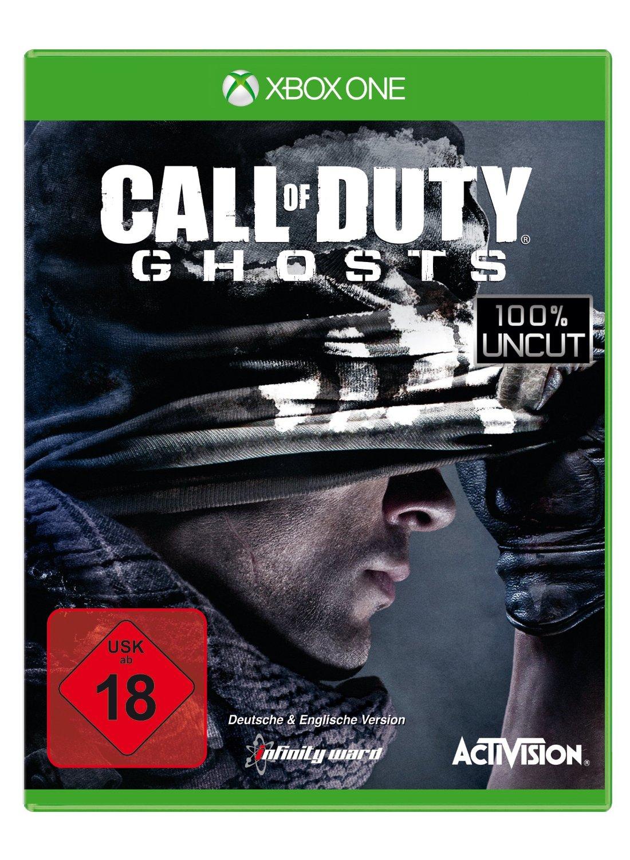 Call of Duty: Ghosts (Xbox One/PS4) voor € 35,56 @ Amazon.de
