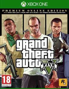 [Black Friday] Grand Theft Auto V: Premium Online Edition @ Xbox Store