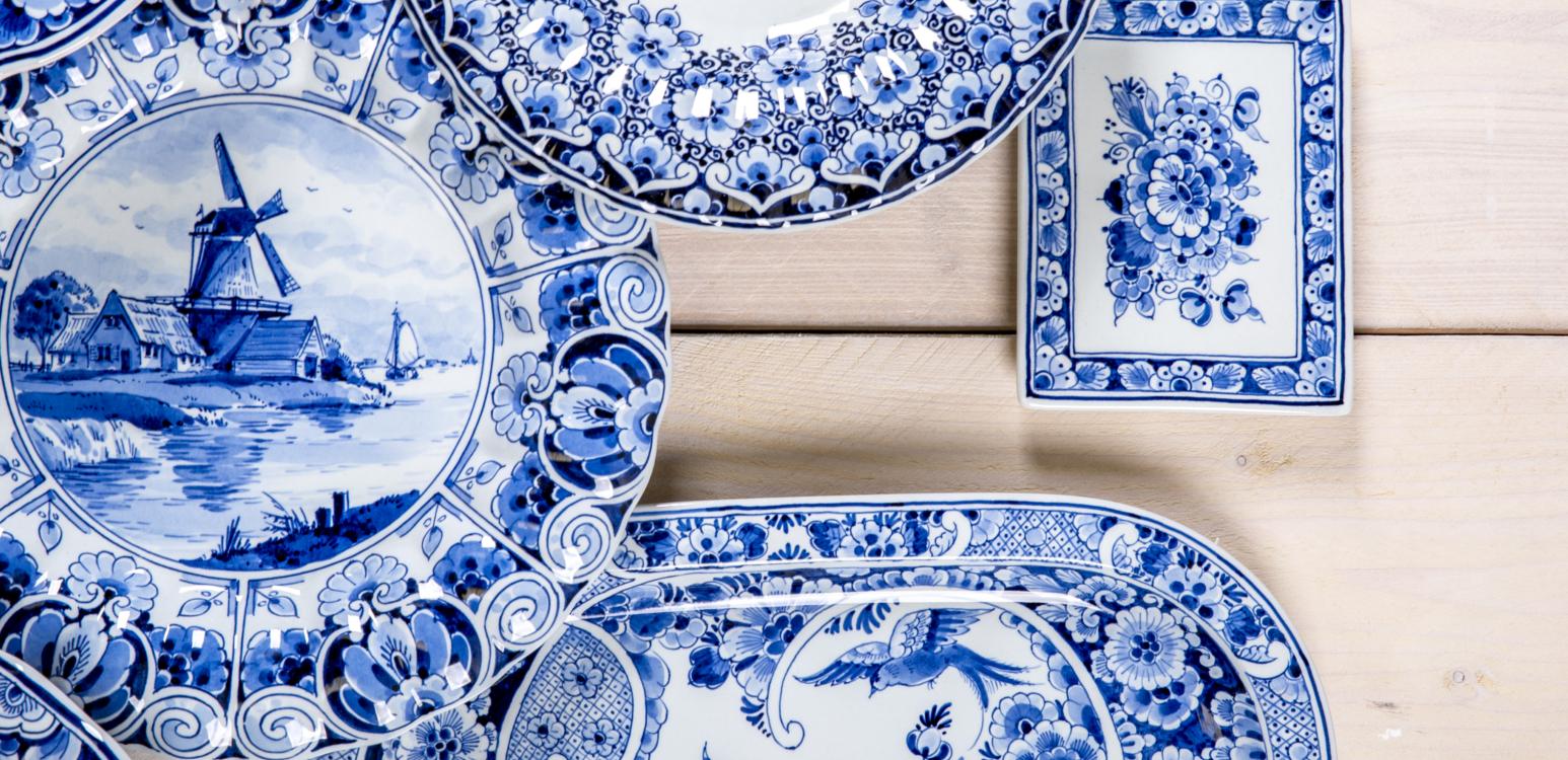 [DELFT] Gratis taxatie van Delfts blauwe producten op zondag 15 december in Delft