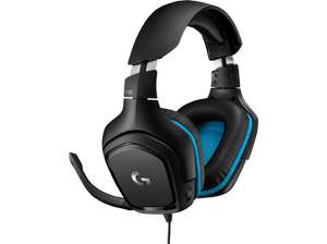 Logitech G432 7.1 Surround Sound Wired Gaming