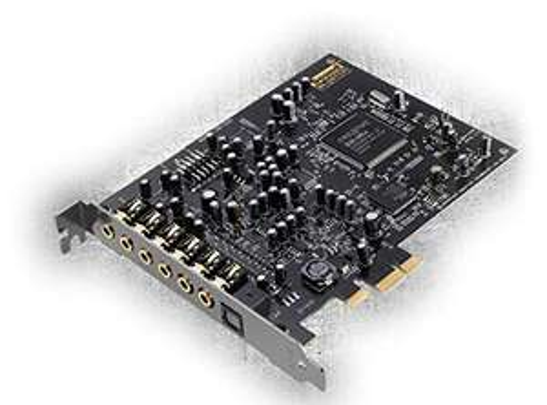 Creative Sound Blaster Audigy Audigy Rx @ Amazon.de