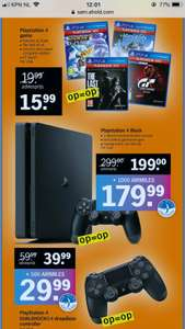 [Black Friday] Albert Heijn aanbiedingen (PlayStation)