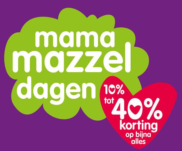 Mama Mazzel dagen @ Prénatal