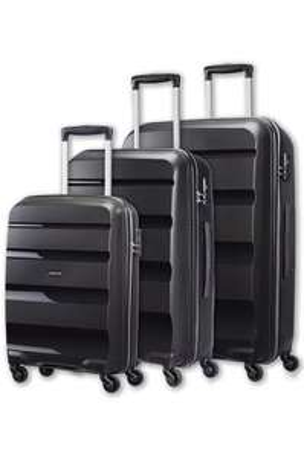 American Tourister Kofferset Bon Air Black