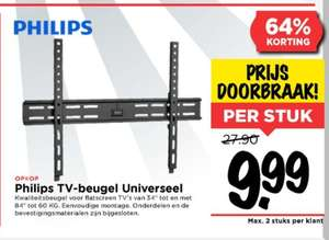 Philips TV Beugel (vomar)
