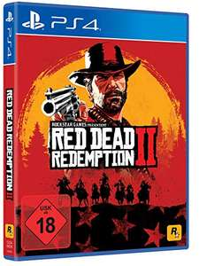 Red Dead Redemption 2 Standard Edition (PS4) @ Amazon.de