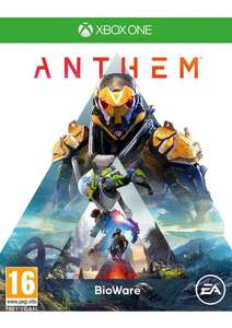 Anthem Xbox One Digitale Code @ CDkeys
