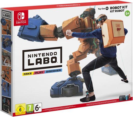 [Prijsfout] ? Nintendo Labo - Robotpakket - Switch