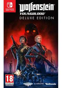 Wolfenstein: Youngblood - Deluxe Edition (Switch) @ Wehkamp