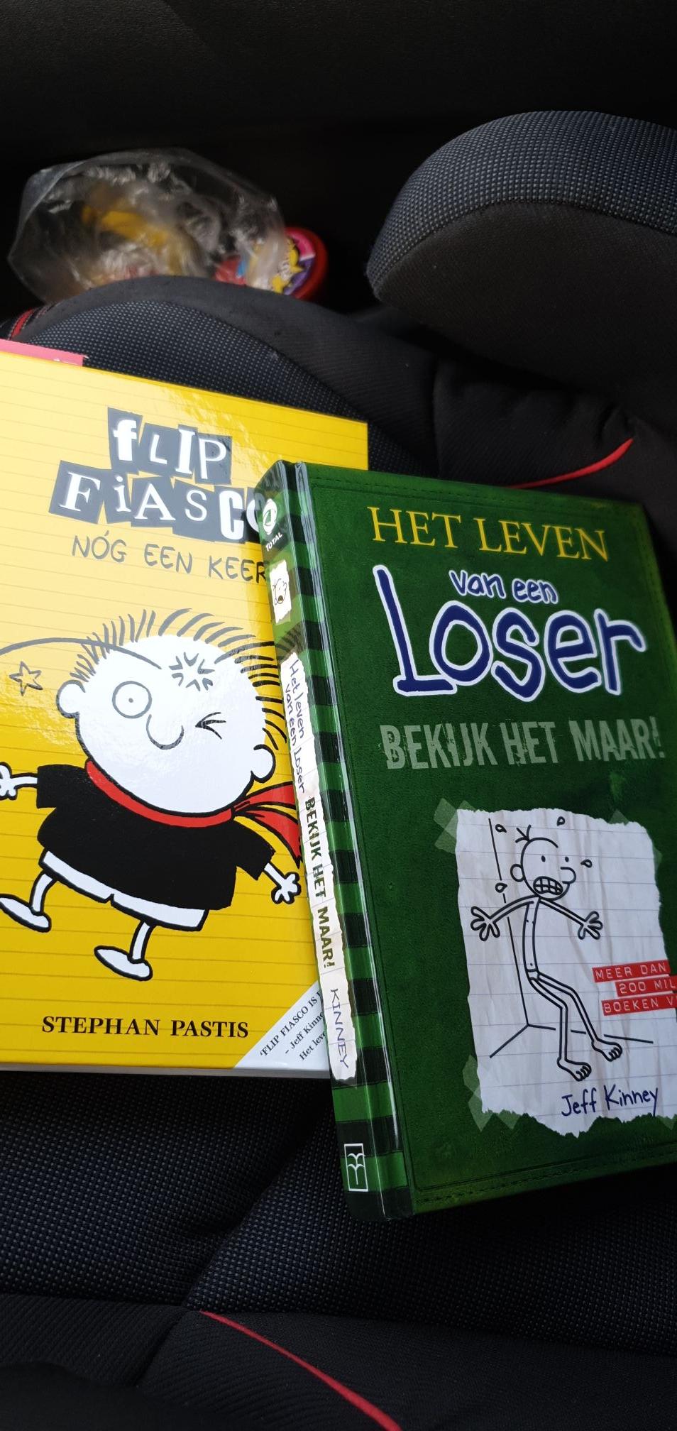 Sint tip: Kinderboeken 1.50 @total
