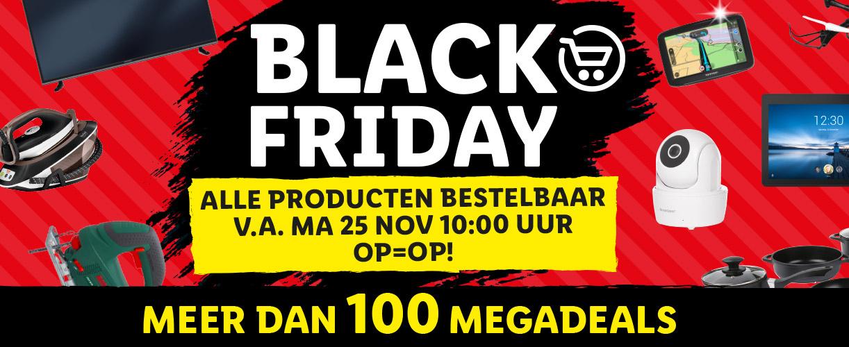 [Black Friday] Lidl aanbiedingen en folder