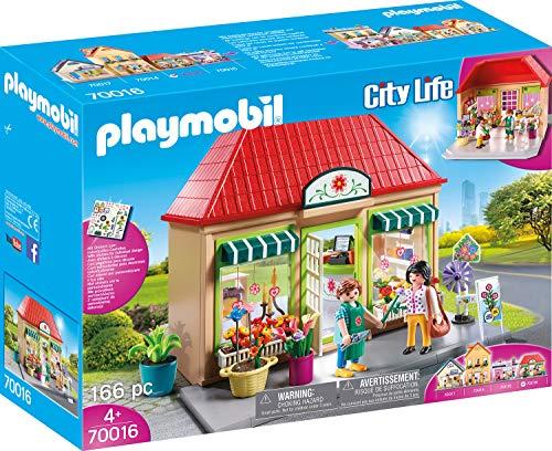 Playmobil City Life 70016 Mijn bloemwinkel