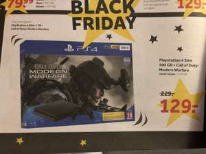 (Black Friday) Intertoys - Playstation 4 Slim 500GB + Call of Duty: Modern Warfare