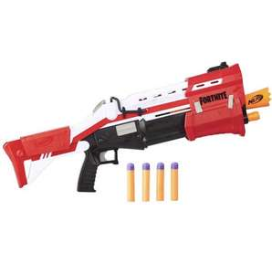 Hasbro Nerf Fortnite TS Pump-Action Blaster